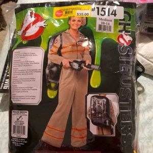 NEW Deluxe Women's Ghostbusters Costume NEW